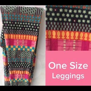 NWT Lularoe os leggings